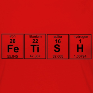 Chemistry Fetish T-Shirts - Women's Premium Long Sleeve T-Shirt