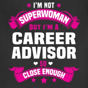 Career Advisor Tshirt - Adjustable Apron
