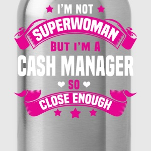 Cash Manager Tshirt - Water Bottle