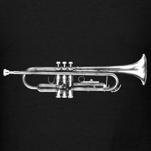 Trumpet Bags & backpacks - Men's T-Shirt