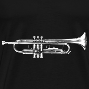 Trumpet Bags & backpacks - Men's Premium T-Shirt