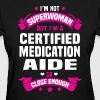 Certified Medication Aide Tshirt - Women's T-Shirt