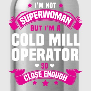 Cold Mill Operator Tshirt - Water Bottle