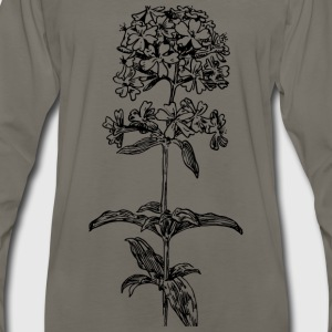 Soapwort - Men's Premium Long Sleeve T-Shirt