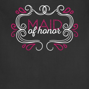 Maid - Maid of honor - Adjustable Apron
