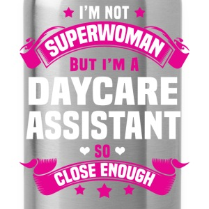 Daycare Assistant T-Shirts - Water Bottle