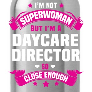 Daycare Director T-Shirts - Water Bottle