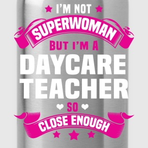 Daycare Teacher T-Shirts - Water Bottle