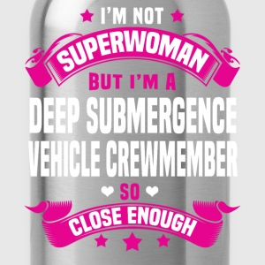 Deep Submergence Vehicle Crewmember T-Shirts - Water Bottle