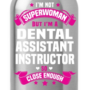 Dental Assistant Instructor T-Shirts - Water Bottle