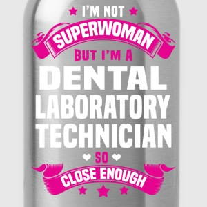 Dental Laboratory Technician T-Shirts - Water Bottle