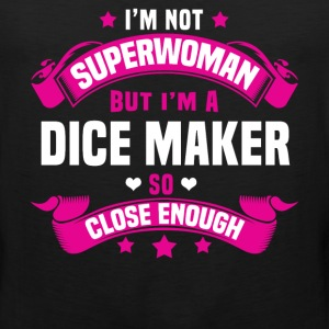 Dice Maker Tshirt - Men's Premium Tank