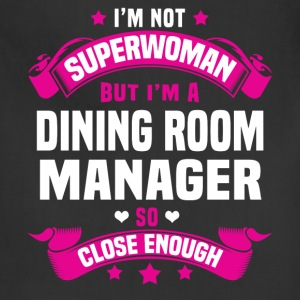 Dine aprons spreadshirt for Dining room manager