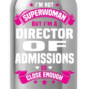 Director Of Admissions Tshirt - Water Bottle