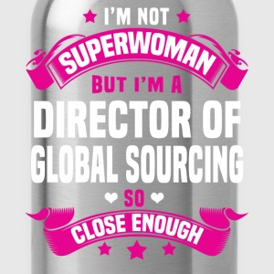 Director of Global Sourcing Tshirt - Water Bottle