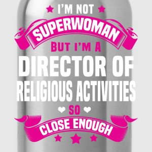 Director Of Religious Activities Tshirt - Water Bottle