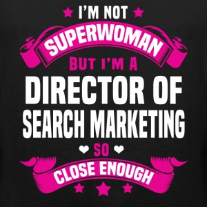 Director of Search Marketing Tshirt - Men's Premium Tank