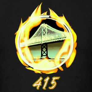 415 Hoodies - Men's T-Shirt