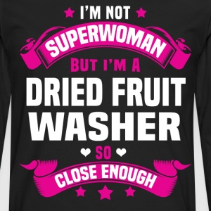 Dried Fruit Washer Tshirt - Men's Premium Long Sleeve T-Shirt