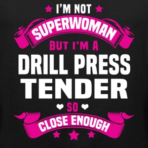 Drill Press Tender Tshirt - Men's Premium Tank