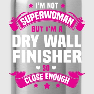 Dry Wall Finisher Tshirt - Water Bottle