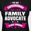 Family Advocate Tshirt - Women's T-Shirt