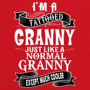 TATTOOED GRANNY Mugs & Drinkware - Crewneck Sweatshirt