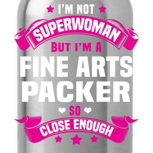 Fine Arts Packer Tshirt - Water Bottle