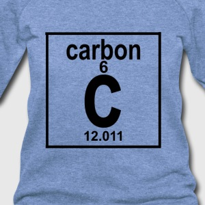 carbon_element_tshirt_ - Women's Wideneck Sweatshirt