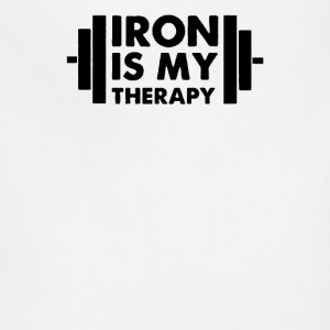Iron is My Therapy - Adjustable Apron