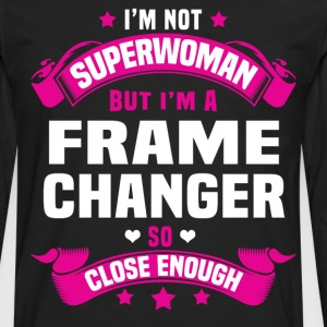 Frame Changer Tshirt - Men's Premium Long Sleeve T-Shirt