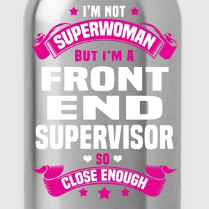 Front End Supervisor Tshirt - Water Bottle