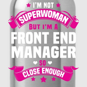 Front End Manager Tshirt - Water Bottle