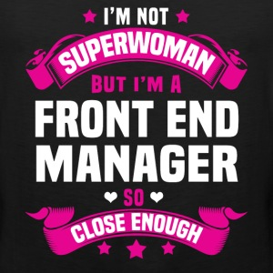 Front End Manager Tshirt - Men's Premium Tank