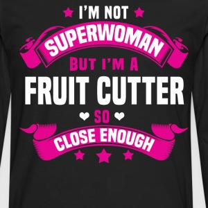 Fruit Cutter Tshirt - Men's Premium Long Sleeve T-Shirt