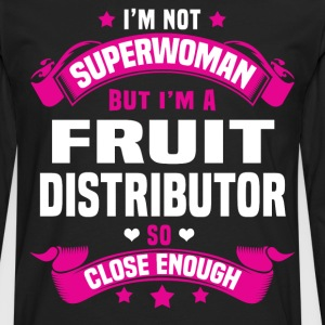Fruit Distributor Tshirt - Men's Premium Long Sleeve T-Shirt