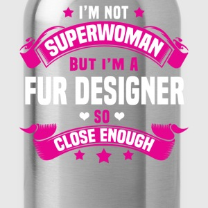 Fur Designer Tshirt - Water Bottle