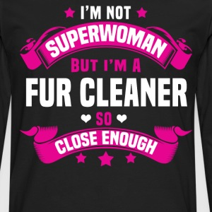 Fur Cleaner Tshirt - Men's Premium Long Sleeve T-Shirt