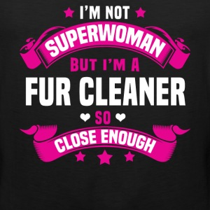 Fur Cleaner Tshirt - Men's Premium Tank