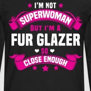 Fur Glazer Tshirt - Men's Premium Long Sleeve T-Shirt