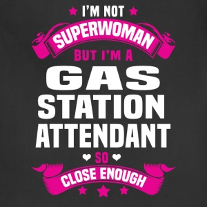 Gas Station Attendant T-Shirts - Adjustable Apron