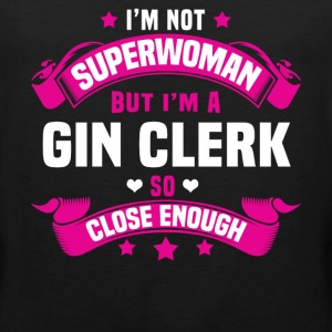 Gin Clerk T-Shirts - Men's Premium Tank