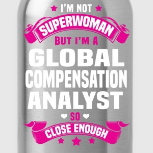 Global Compensation Analyst T-Shirts - Water Bottle