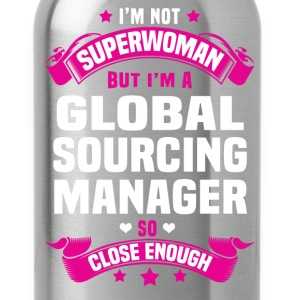 Global Sourcing Manager T-Shirts - Water Bottle