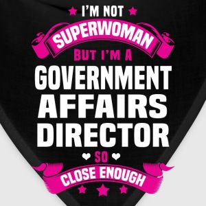 Government Affairs Director T-Shirts - Bandana