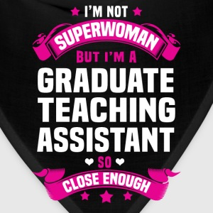 Graduate Teaching Assistant T-Shirts - Bandana