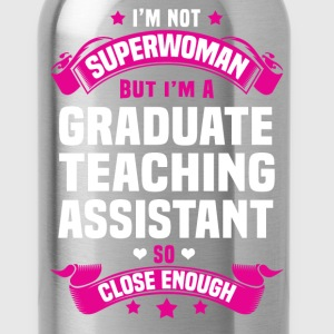 Graduate Teaching Assistant T-Shirts - Water Bottle