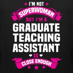 Graduate Teaching Assistant T-Shirts - Men's Premium Tank
