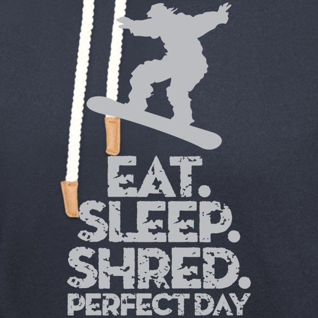 Snowboarder Shred