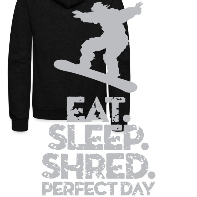 Snowboarder Shred